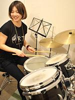 アッシュドラムスタジオは初めての方でも安心。