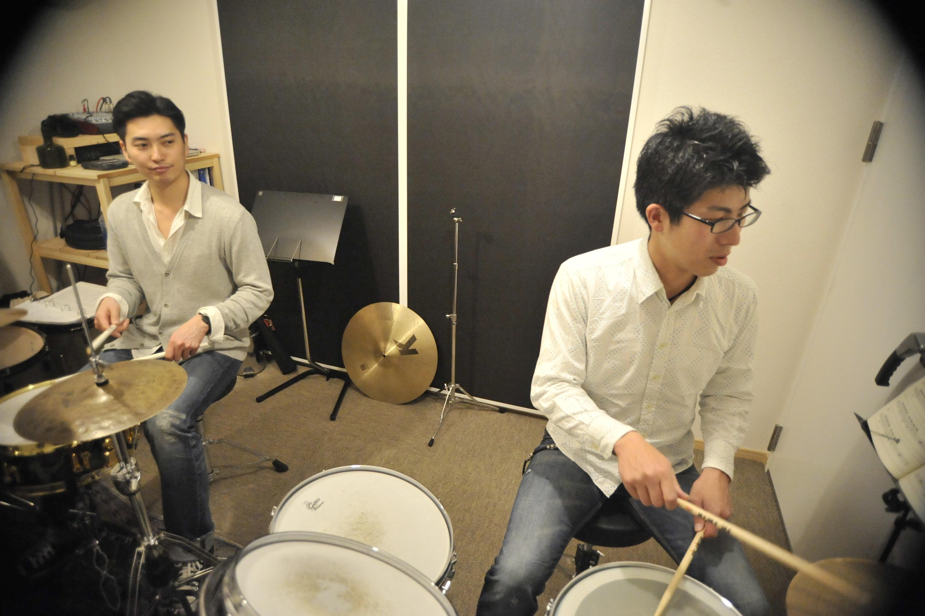 アッシュドラムスタジオ